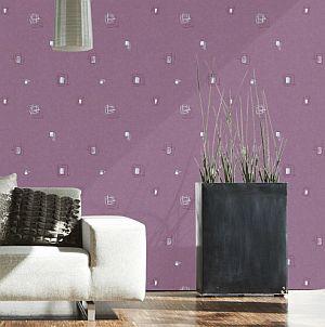 lila tapéta