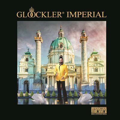 Glööckler Imperial tapéta, poszter katalógus