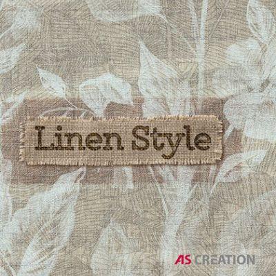 Linen Style tapéta, poszter katalógus
