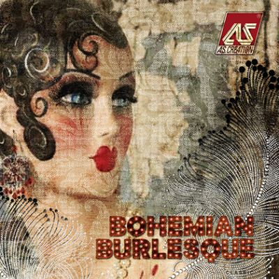 As Creation gyártó Bohemian Burlesque katalógusa