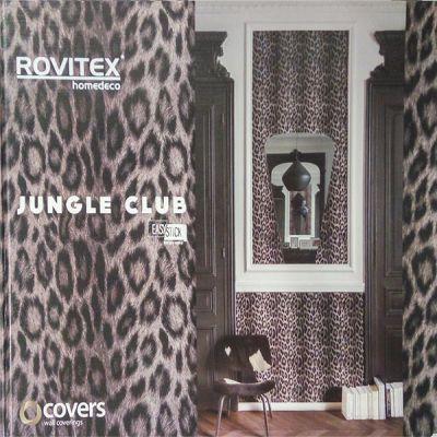 Covers: Jungle Club tapéta, poszter katalógus