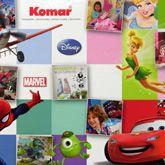 Komar gyártó Disney Edition 1 katalógusa