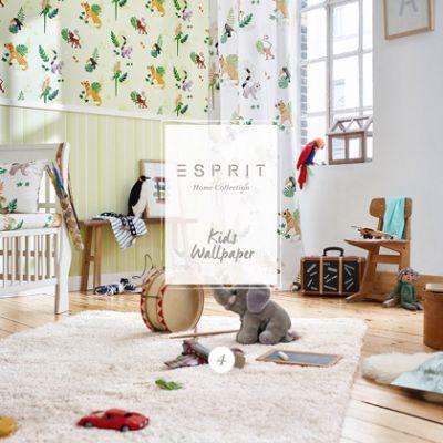 Esprit Kids 4 tapéta, poszter katalógus