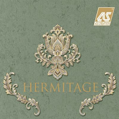 Hermitage 10 tapéta, poszter katalógus
