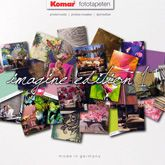 Komar gyártó Imagine Edition 1 katalógusa