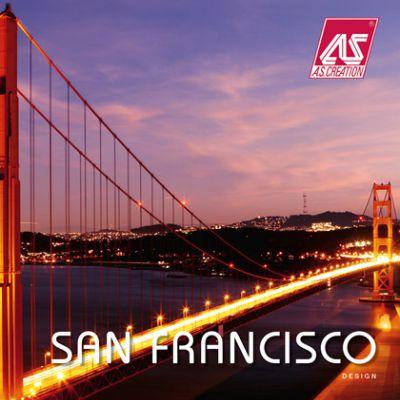 San Francisco tapéta, poszter katalógus