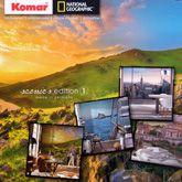 Komar gyártó Scenics Edition 1 katalógusa