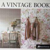A Vintage Book tapéta, poszter katalógus