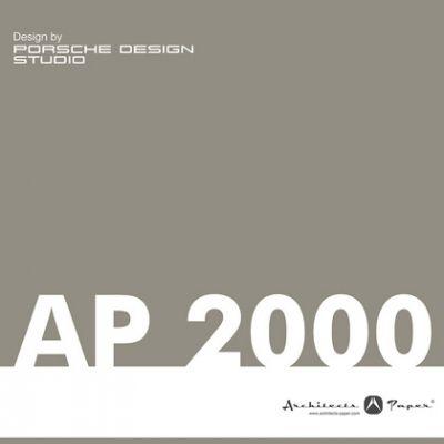Architects Paper gyártó AP 2000 katalógusa