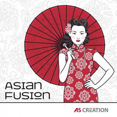 As Creation gyártó Asian Fusion katalógusa