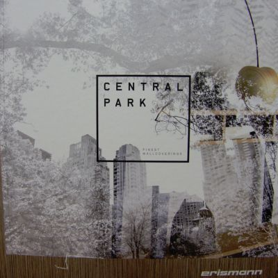 Erismann gyártó Central Park katalógusa