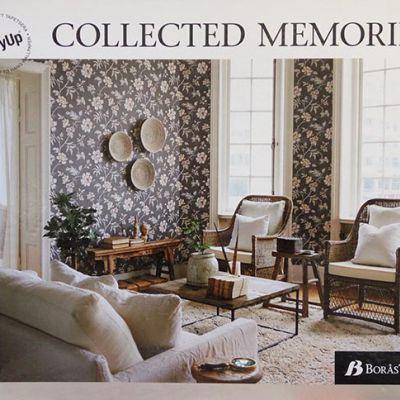 Boras gyártó Collected Memories katalógusa