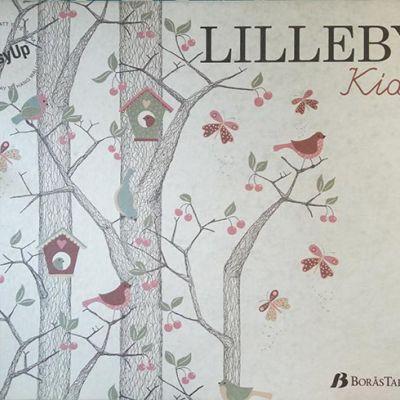 Lilleby tapéta, poszter katalógus