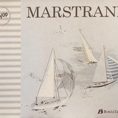 Boras gyártó Marstrand katalógusa