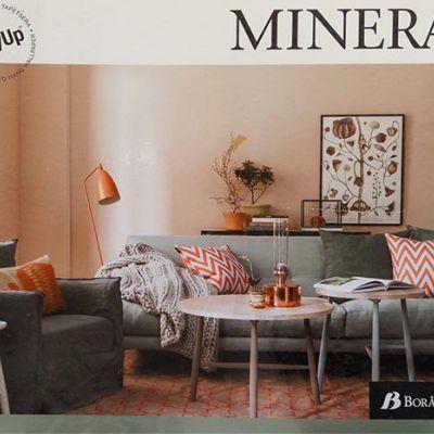 Boras gyártó Mineral katalógusa