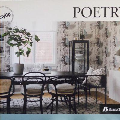 Poetry tapéta, poszter katalógus