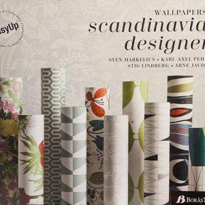 Scandinavian Designers tapéta, poszter katalógus