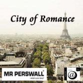 City of Romance tapéta, poszter katalógus