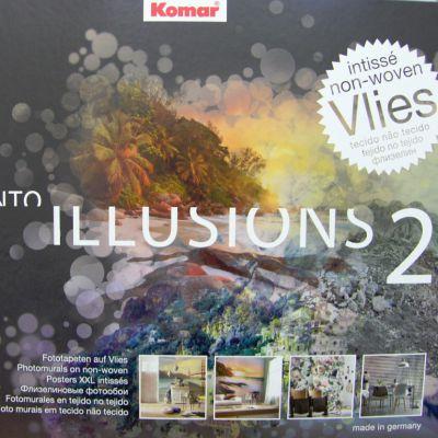 Into Illusions 2 tapéta, poszter katalógus