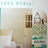 Casa Doria tapéta, poszter katalógus