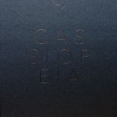 Cassiopeia tapéta, poszter katalógus