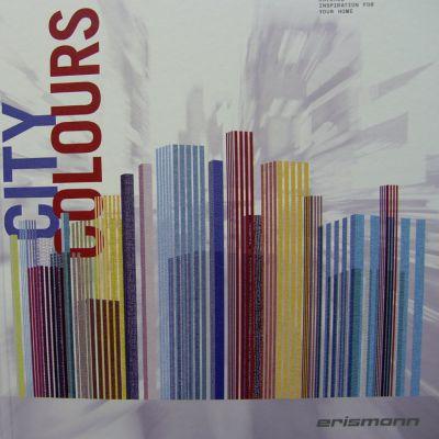Erismann gyártó City Colours katalógusa