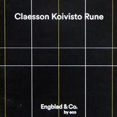 ECO gyártó Claesson Koivisto Rune katalógusa