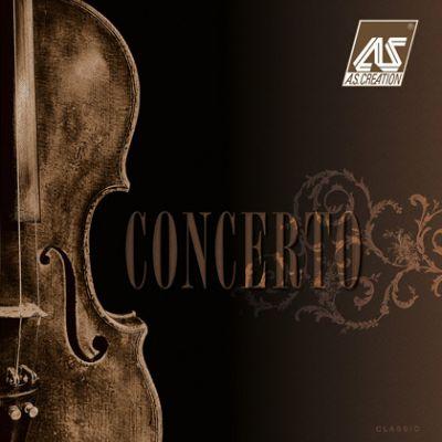 Concerto 2 tapéta, poszter katalógus