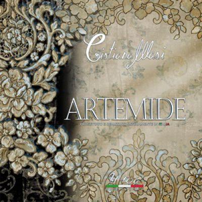 Artemide tapéta, poszter katalógus