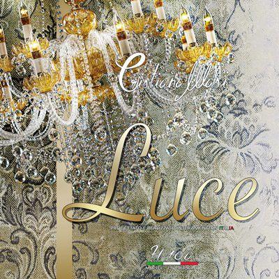 Luce tapéta, poszter katalógus