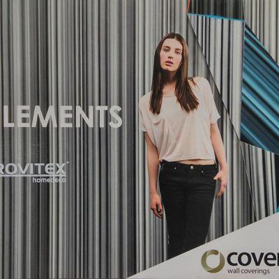 Covers: Elements tapéta, poszter katalógus