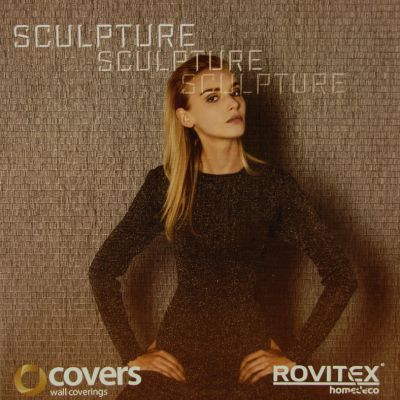 Covers: Sculpture tapétakatalógus