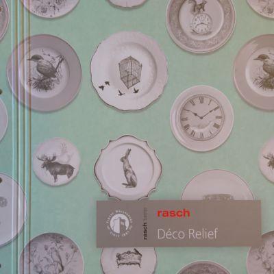 Deco Relief tapéta, poszter katalógus