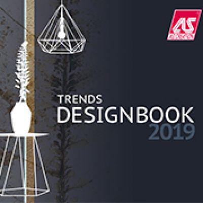 As Creation gyártó Designbook katalógusa