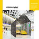 Mr Perswall gyártó Destinations katalógusa