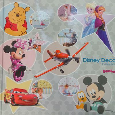 Disney Deco tapéta, poszter katalógus