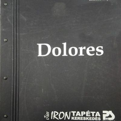 Dolores tapéta, poszter katalógus