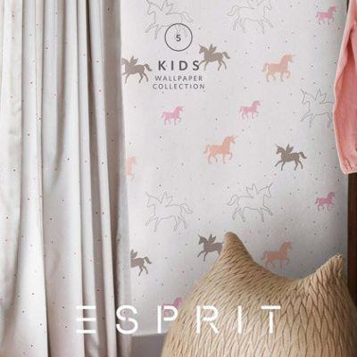 Esprit Kids 5 tapéta, poszter katalógus