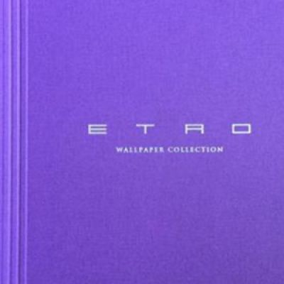 Etro tapéta, poszter katalógus
