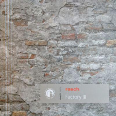 Factory III tapéta, poszter katalógus
