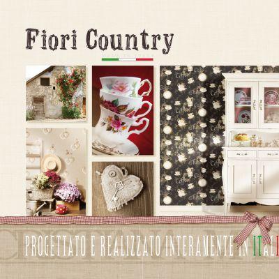 Fiori Country 2016 tapéta, poszter katalógus