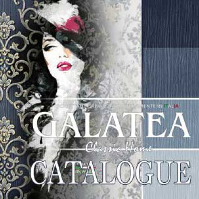 Galatea tapéta, poszter katalógus