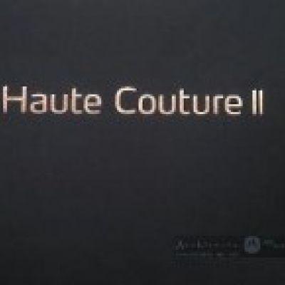 Architects Paper gyártó Haute Couture 2 katalógusa