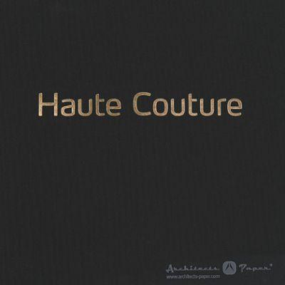 Haute Couture tapéta, poszter katalógus
