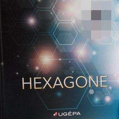 Hexagone tapéta, poszter katalógus