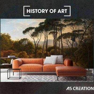 History of Art tapétakatalógus