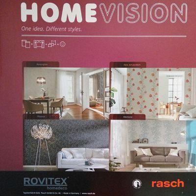 Home Vision VII tapétakatalógus