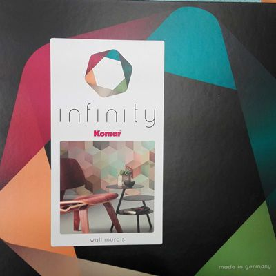 Komar Infinity tapétakatalógus