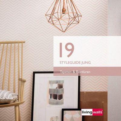 As Creation gyártó Styleguide Jung katalógusa
