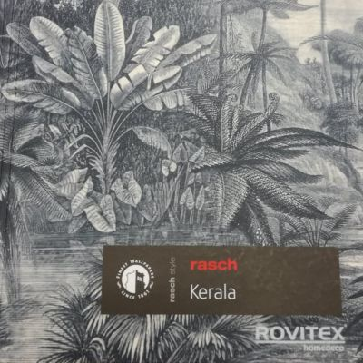 Kerala tapétakatalógus